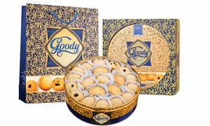 Bibica không ngừng cải tiến chất lượng, mẫu mã cho bánh Goody