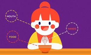 Vì sao người Nhật ăn cơm một mình vẫn phải nói 'chúc ngon miệng'?