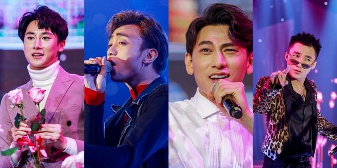 Isaac, Soobin, Rocker và Sơn Tùng hóa nam thần trong buổi hẹn hò