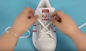 2 cách đan dây giày cơ bản ai cũng nên biết