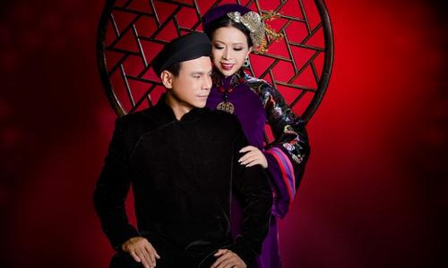 Hoa hậu Kristine Thảo Lâm, Trí Quang tình tứ trong bộ ảnh mới