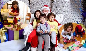 Mẹ Việt tại Canada 8 năm duy trì thói quen tự làm thiệp Giáng sinh