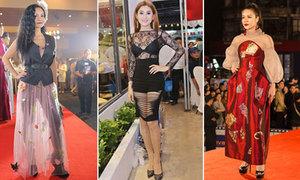15 bộ trang phục khiến sao Việt 'mất điểm' trong năm 2017