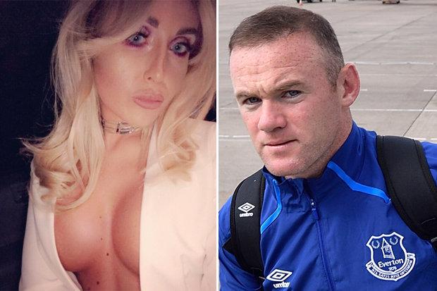 Rooney điêu đứng sau vụ việc trong khi cô nàng Laura Simpson có cả danh tiếng và tiền bạc