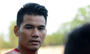 Hậu vệ Huỳnh Quang Thanh - từ huyền thoại tới trăn trở đời thường