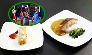 Thực đơn cân bằng dinh dưỡng giúp Thu Hằng, Đức Hải thắng ở MasterChef