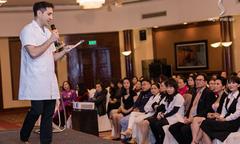 500 phụ nữ Việt góp mặt tại hội thảo giảm béo của bác sĩ Mỹ