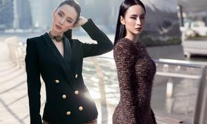 Angela Phương Trinh diện đồ hợp mốt tôn vẻ đẹp hình thể