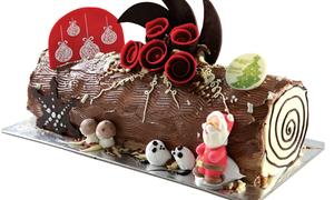 Hương vị đặc trưng trong chiếc bánh Giáng sinh Brodard