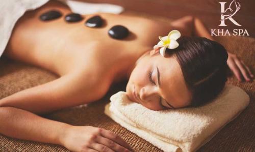 Massage toàn thân - liệu pháp chăm sóc da, thư giãn cho phái đẹp