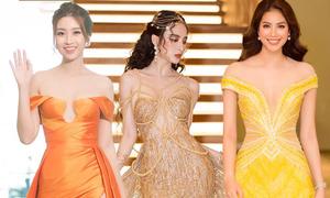 Top 5 nữ hoàng thảm đỏ Việt Nam 2017
