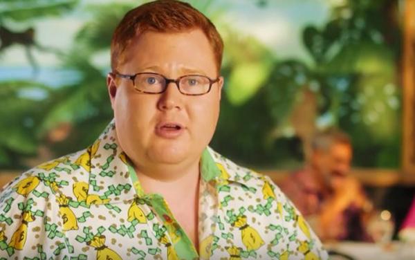 Wyatt Koch đang làm CEO của thương hiệu thời trang sơ mi Wyatt Ingraham. Ảnh: Youtube