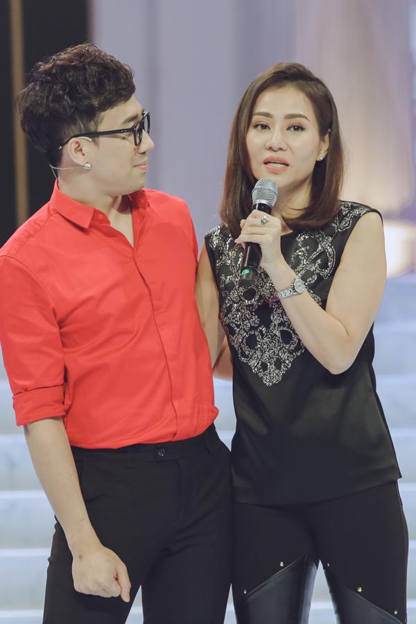 Thu Minh: 'Nhiều người động chạm đến con trai làm tôi điên máu rần rần lên'