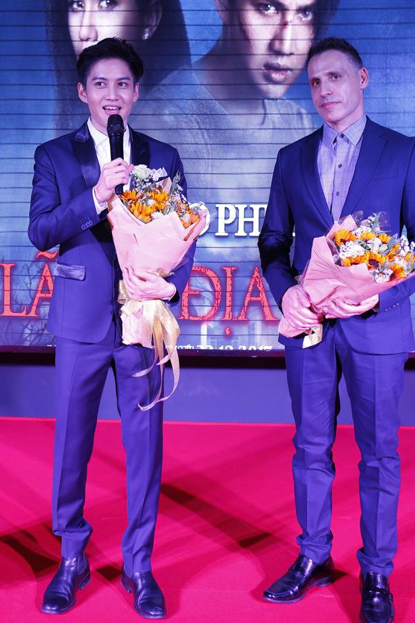 Sao Thái Lan 'Tình yêu không có lỗi, lỗi ở bạn thân' đến TP HCM quảng bá phim mới