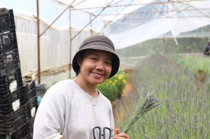 Nguyễn Tường Miên chọn cuộc sống một mình tại Đà Lạt.