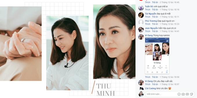 Những bức hình được đăng tải trên Facebook cá nhân của giọng ca Đường cong đều nhận được cơn mưa lời khen từ khán giả và người hâm mộ.