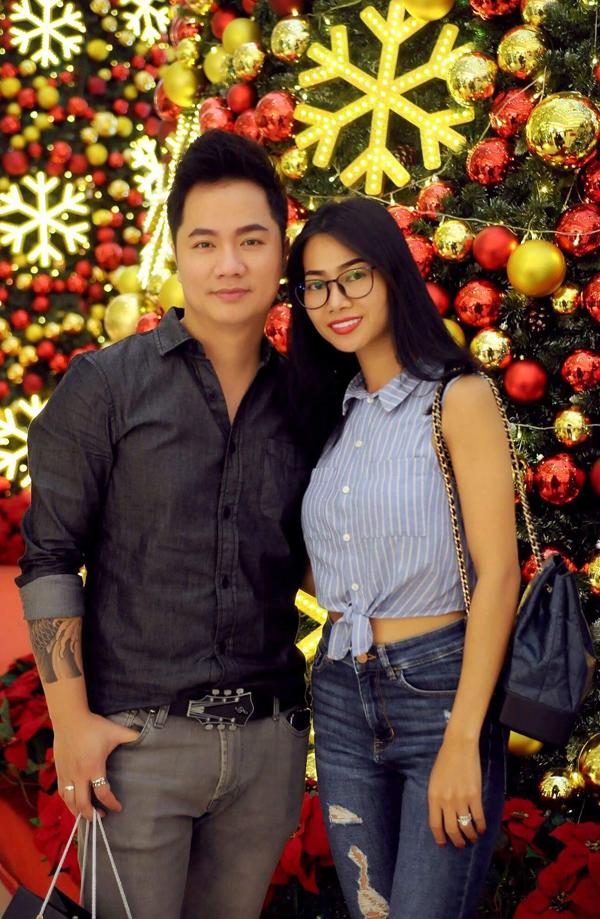 Giáng sinh năm nay với Duy Trường rất đặc biệt vì anh chính thức lập gia đình, có tổ ấm riêng.