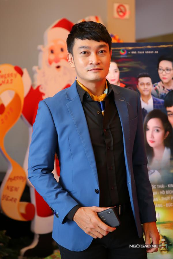 Trương Minh Quốc Thái sẽ xuất hiện trên màn ảnh nhỏ với hình ảnh người chồng vũ phu, cục tính.