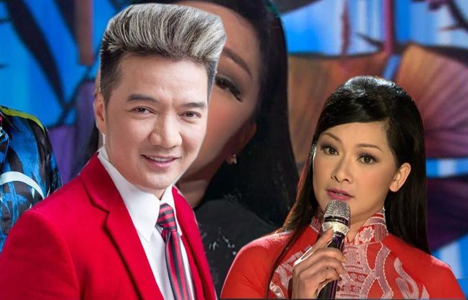 Trong liveshow đầu tiên tại Việt Nam, Như Quỳnh sẽ có có nhiều màn hát đôi với Đàm Vĩnh Hưng.