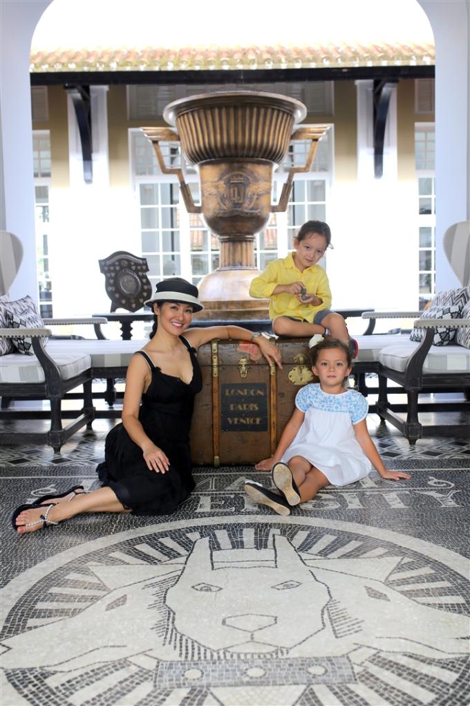 Chốn nghỉ dưỡng của nhiều sao Việt tại Phú Quốc