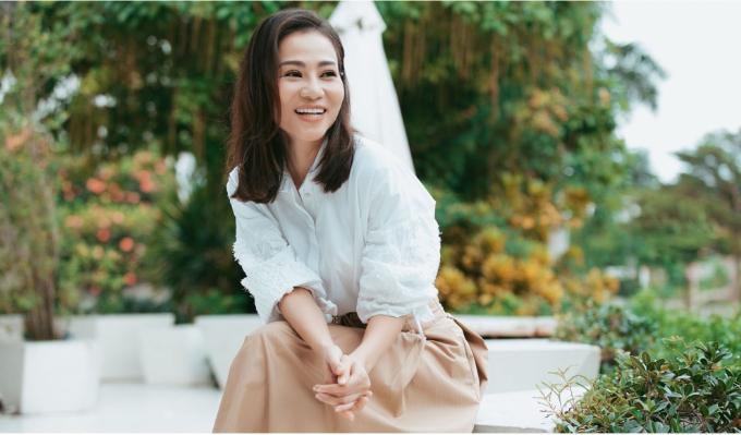 Thu Minh được nhiều khán giả ngưỡng mộ bởi sự nghiệp thành công và gia đình hạnh phúc.
