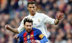 Top 10 siêu sao trong lịch sử trận Siêu kinh điển Real - Barca