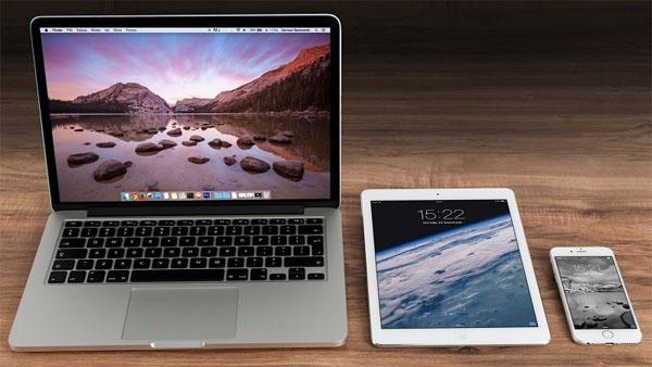 Apple sẽ hỗ trợ ứng dụng đa nền chạy trên iPhone, iPad và Mac