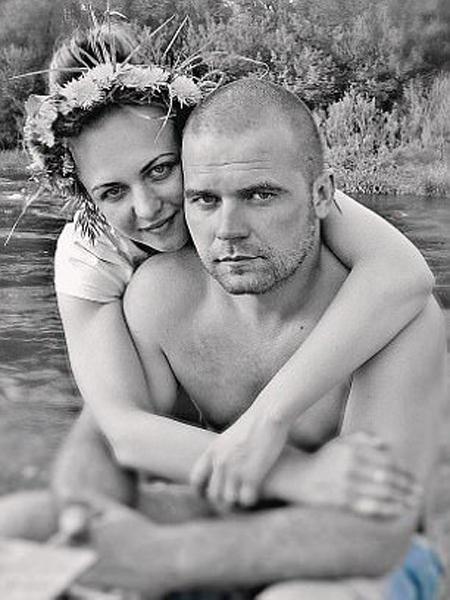 Cặp vợ chồng khi còn mặn nồng. Ảnh: Metro