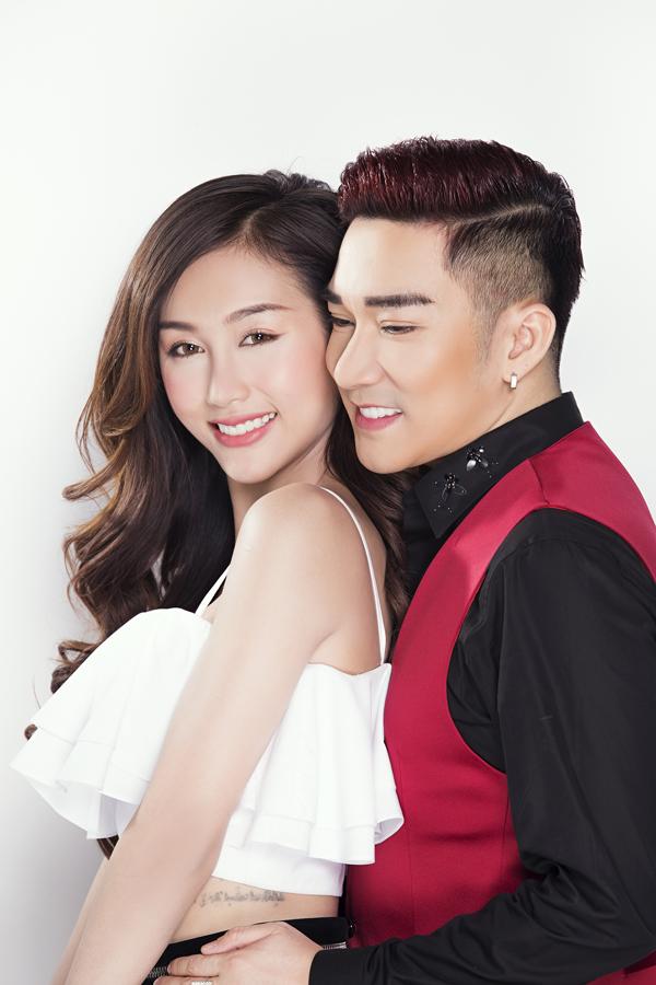 Nữ DJ sở hữu vẻ đẹp gợi cảm, đầy sức sống. Cô rất hào hứng khi trở thành người tình mới của Quang Hà.