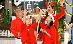 Gia đình Thúy Hạnh đón Giáng sinh tại Đà Nẵng