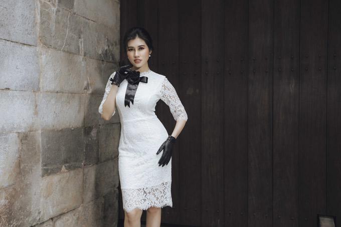 Những mẫu váy mang phong cách thanh lịch, sang trọng phù hợp mặc đi tiệc hoặc tới công sở.