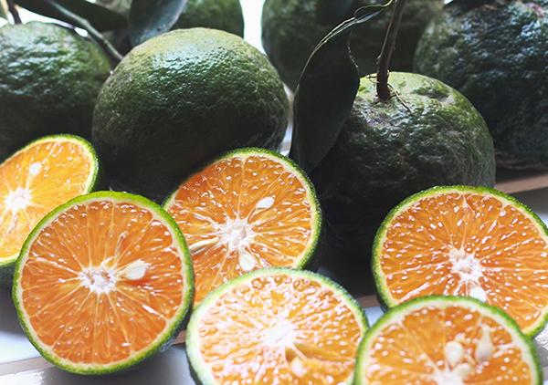 Vị ngọt tự nhiên từ cam cũng có thể thay thế đường khi làm món salad.