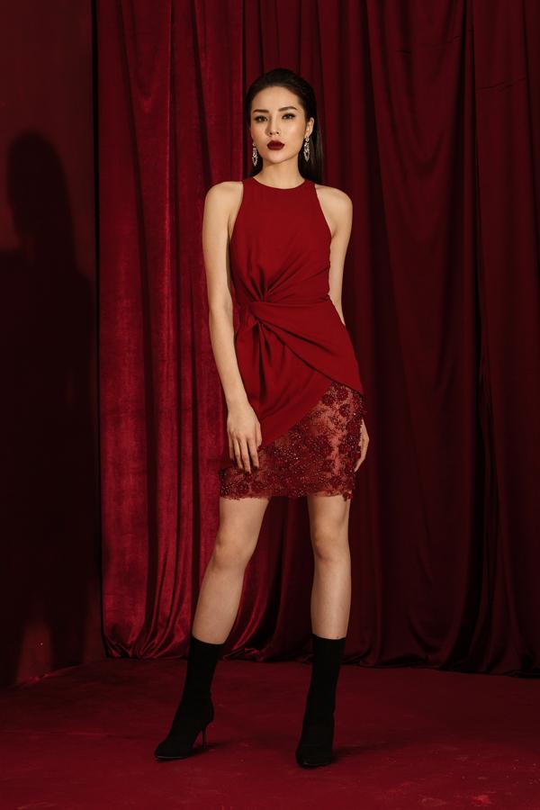 Kỳ Duyên rạng rỡ trong bộ sưu tập Glam Girl của CoCo Sin - 2