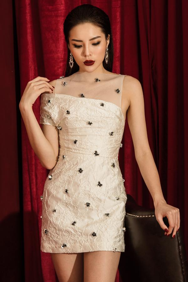 Kỳ Duyên rạng rỡ trong bộ sưu tập Glam Girl của CoCo Sin - 5