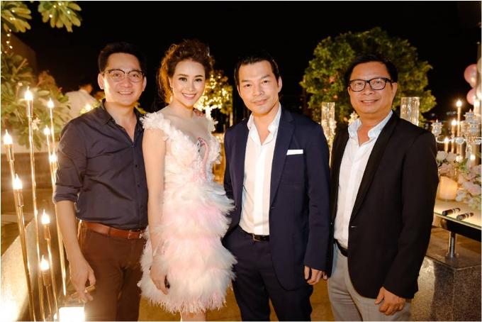 Sella Trương diện váy tua rua điệu đà trong ngày sinh nhật - 5