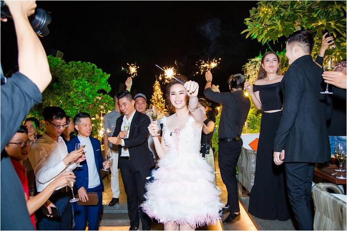 Sella Trương diện váy tua rua điệu đà trong ngày sinh nhật - 6