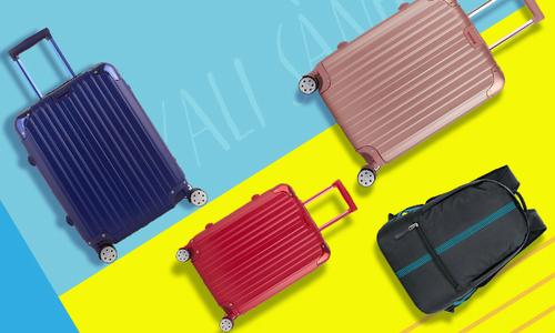 Ronal giảm giá tới 50% nhiều balo, vali chào năm mới