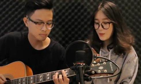 Cặp đôi 10X Việt cover nhạc phim 'Gửi thanh xuân đẹp đẽ đơn thuần của chúng ta'