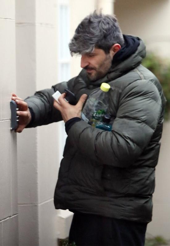 Fadi Fawaz u buồn quay lại ngôi nhà của anh và George Michael bên dòng sông Thames.