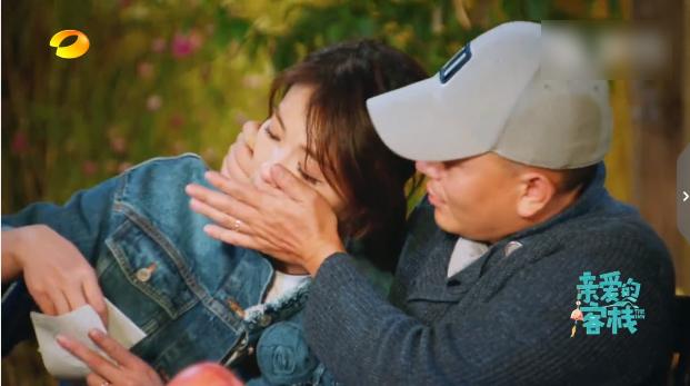 Đọc 'thư tình' của chồng đại gia, Lưu Đào khóc nghẹn ngào