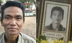 'Người chết' trở về 7 tháng sau lễ hỏa táng