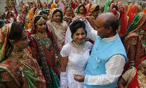 Ông trùm kim cương làm đám cưới cho hàng trăm cô dâu mồ côi