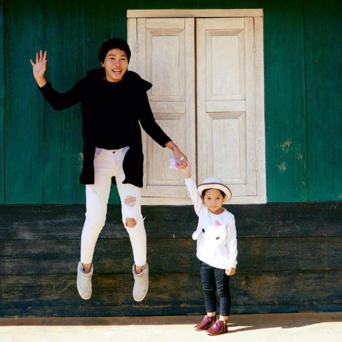 Trang Moon: Tôi sẽ chọn làm một bà mẹ lười - 2