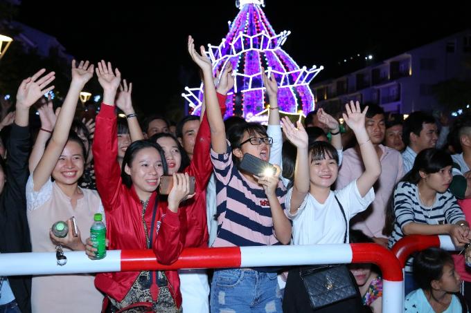 Dàn sao khuấy động đêm nhạc EDM cùng khán giả tại Phú Quốc - 1