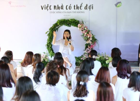 Trang Moon: Tôi sẽ chọn làm một bà mẹ lười - 3