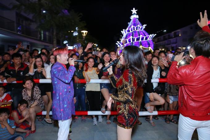 Dàn sao khuấy động đêm nhạc EDM cùng khán giả tại Phú Quốc - 4