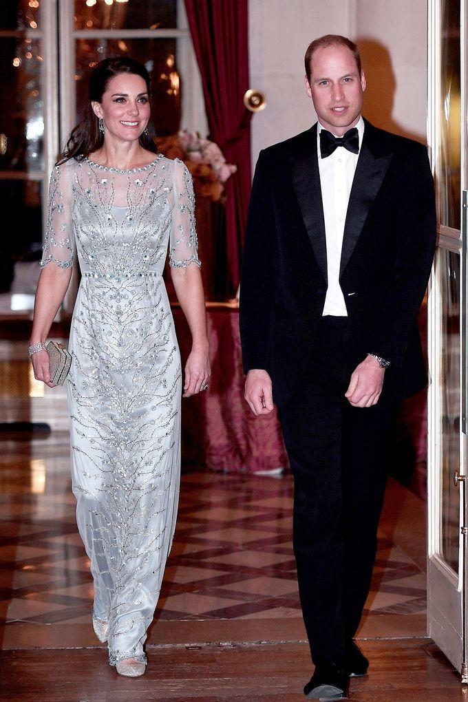 11 khoảnh khắc thời trang nổi bật của công nương Kate trong năm 2017