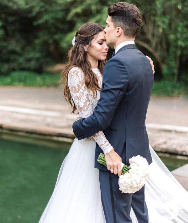 Top đám cưới nổi bật của sao sân cỏ năm 2017 - 4