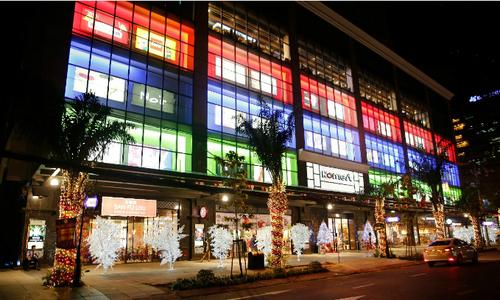 Khu căn hộ đẹp như khách sạn 5 sao giữa Sài Gòn