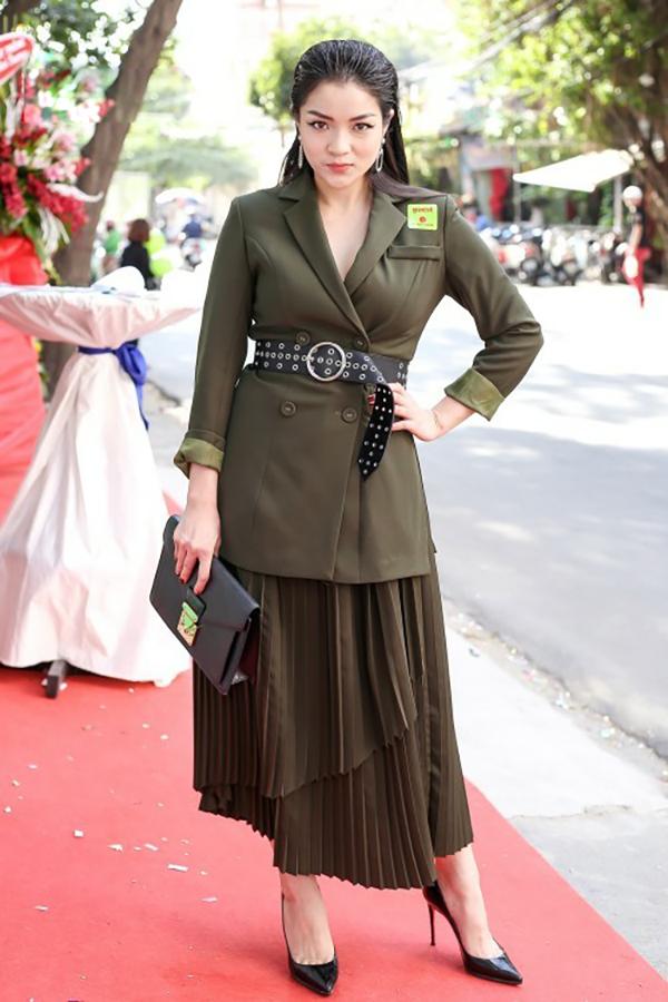 Sao Việt mắc lỗi trang phục tuần qua (26/12)